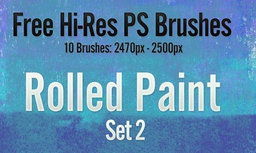 rolledpaint Must Read: Ultimate Collection Of High Quality Free Photoshop Brushes