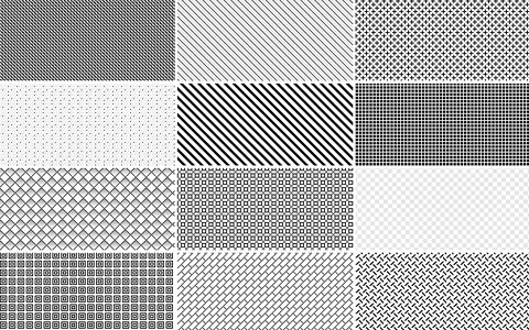pixel-patterns