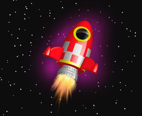 rocket 40 Fresh Illustrator Tutorials From 2011