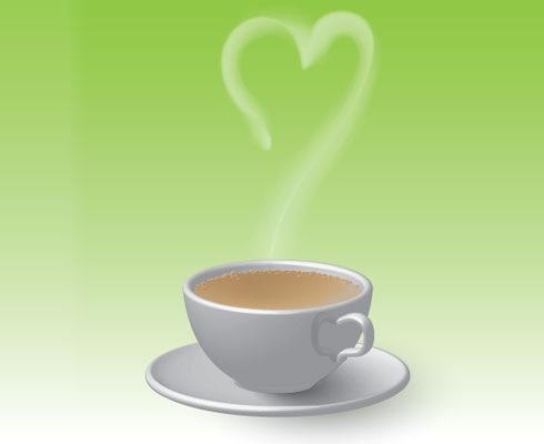 tea 40 Fresh Illustrator Tutorials From 2011
