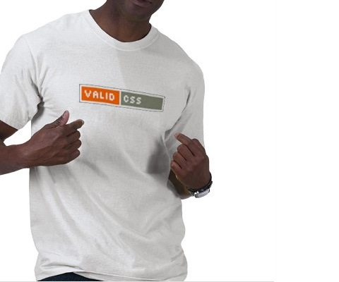 validcss 20 Funny T shirt Designs For designers And Web designers