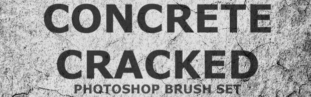 crack effect photoshop brushes free