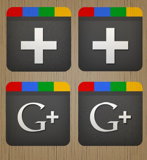 googlepluspreview 4 Free Google+ Icons and also join us On Google+