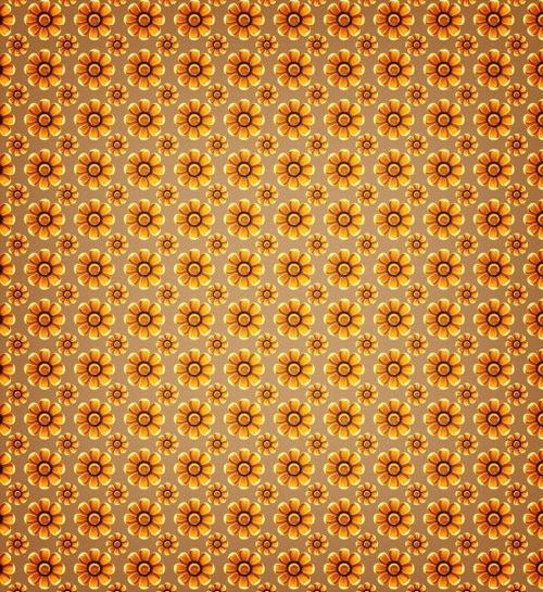 sunflowerpattern 10 Fresh High Quality Seamless Photoshop And Illustrator Patterns