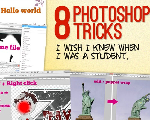 8photoshoptricks Best Of Web And Design In August 2011