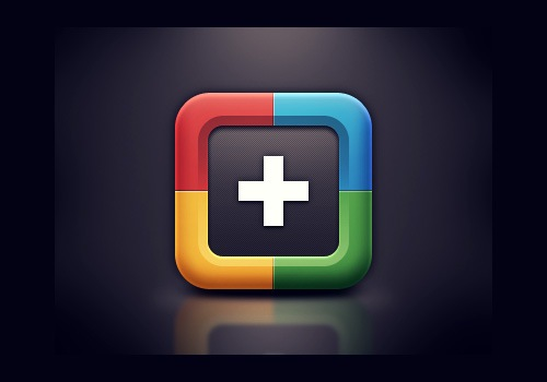 google-plus-shiny-icon