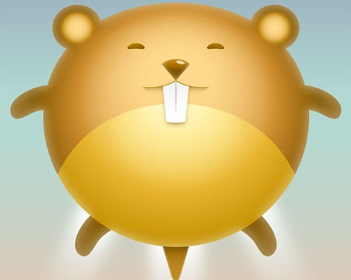 hamster 25 Illustrator Tutorials For Creating Animal Illustrations