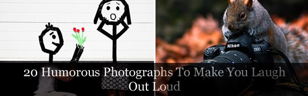 humerousphotography 20 Funny Photographs To Make You Laugh Out Loud