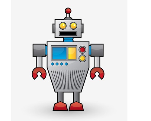 robot 20 Tutorials To Fall In love With Illustrator
