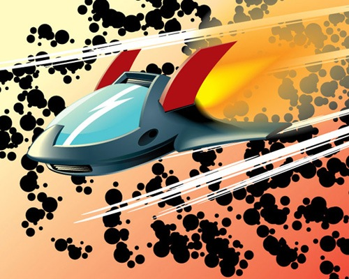 rocket 20 Tutorials To Fall In love With Illustrator
