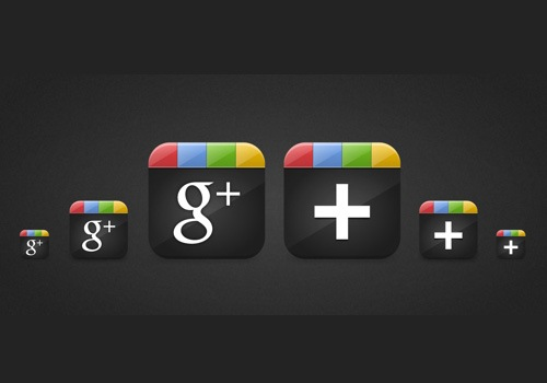 slick-google-plus-icons