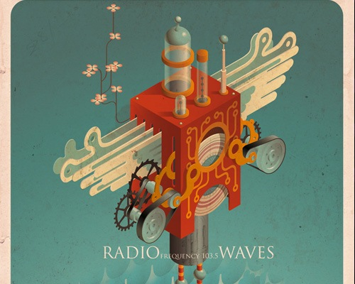 radio-waves