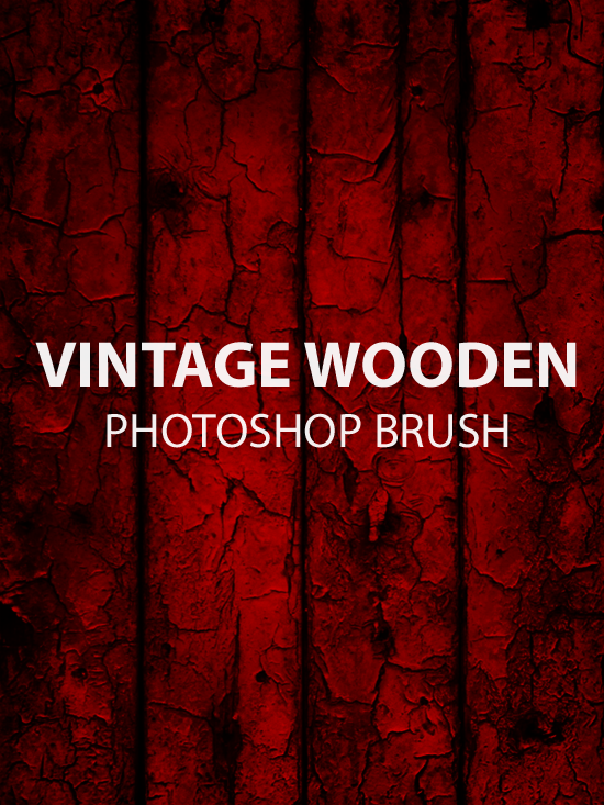 vinatgewoodenpreview Vintage Wooden Free Photoshop Brush Set