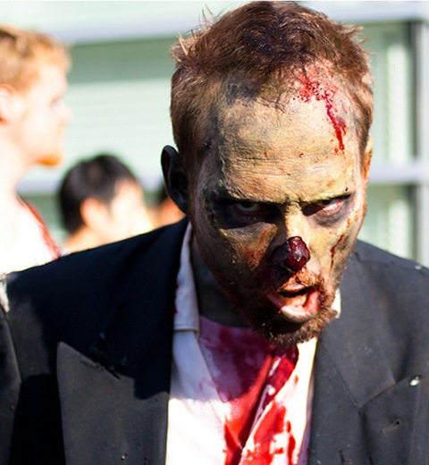 zombieswalk 20 Of The Most Terrifying Halloween Zombie Portraits