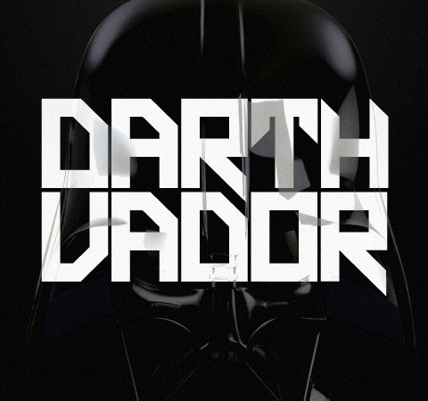 darthvador 20 Best Free Fonts From 2011