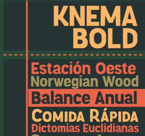 knema 20 Best Free Fonts From 2011