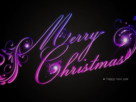 merryxmas A Great Collection Of Christmas Festive Themed Wallpapers