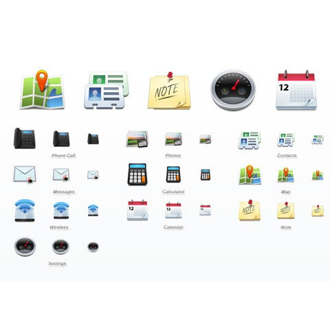 mobileiconset 50 Of The Best Free Icon Sets From 2011
