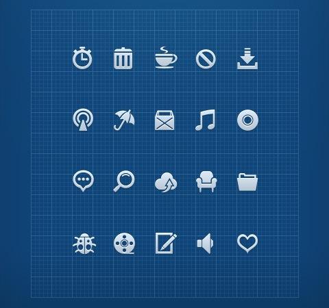 "mono 50 Of The Best Free Icon Sets From 2011 দুর্দান্ত ৫০ সেট ""আইকন"" হাজার হাজার আইকন ফ্রীতে ডাউনলোড"