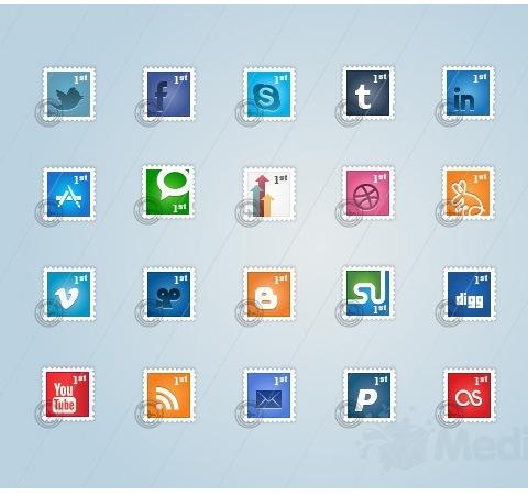"""stampvectoricons 50 Of The Best Free Icon Sets From 2011 দুর্দান্ত ৫০ সেট """"আইকন"""" হাজার হাজার আইকন ফ্রীতে ডাউনলোড"""