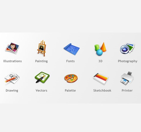 usefulicons 50 Of The Best Free Icon Sets From 2011