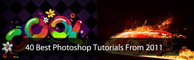 besttutorials2011 40 Best Photoshop Tutorials From 2011