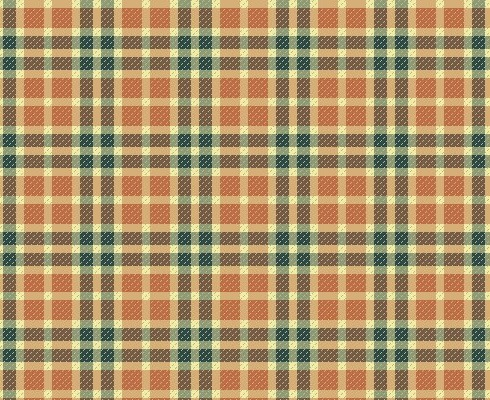 plaidpattern 40 Best Photoshop Tutorials From 2011