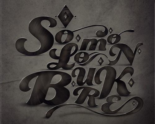 vintage-typeface