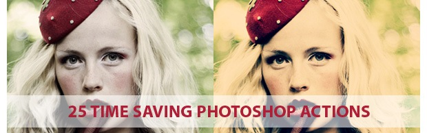 25timesavingphotoshopactions 25 Time Saving Photoshop Actions For Enhancing Photographs