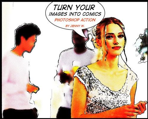 comic-action