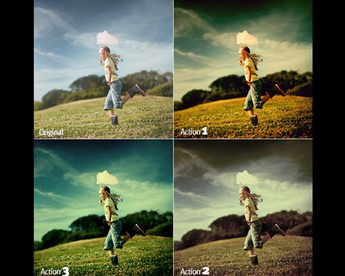 magicaleffect 25 Time Saving Photoshop Actions For Enhancing Photographs
