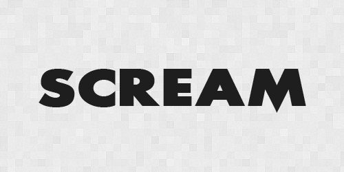 scream 20 Free Fonts Used In Iconic Movies