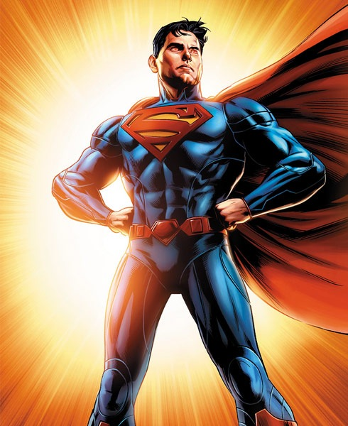 superman 40 Spectacular Digital Paintings And Illustrations Of Super Hero's