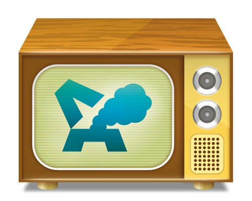 vinatage-tv-icon