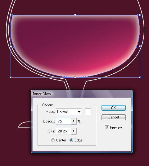 13 Create A Colorful Cocktail Icon Using Illustrator