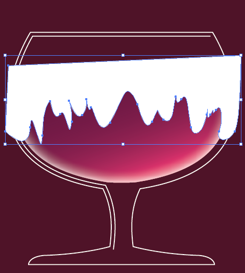 14 Create A Colorful Cocktail Icon Using Illustrator