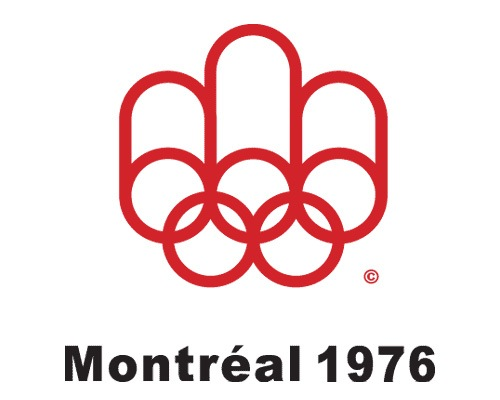 1976olympiclogodesign The Evolution Of the Summer Olympics Logo Design From 1924 To 2016
