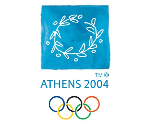 athenslogo2004 The Evolution Of the Summer Olympics Logo Design From 1924 To 2016