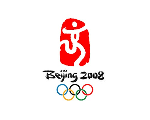 bejing2008logoolmypic The Evolution Of the Summer Olympics Logo Design From 1924 To 2016