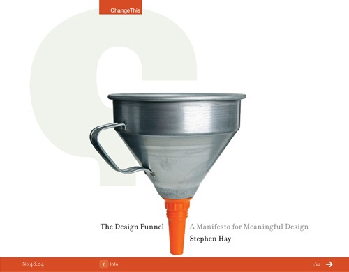 design-funnel