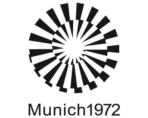 municholmypiclogo1972 The Evolution Of the Summer Olympics Logo Design From 1924 To 2016