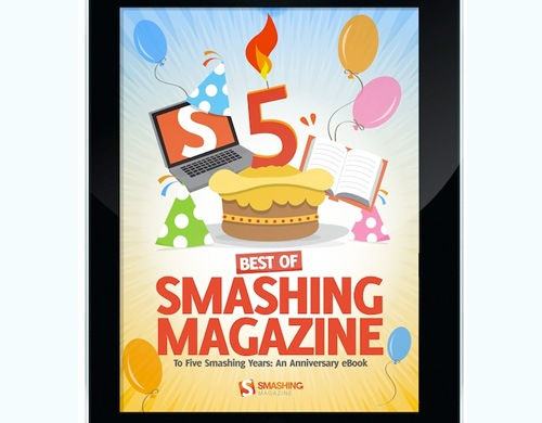 smashingmagzineebook 20 Free E books For Web Designers