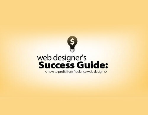 webdesignsuccesguide 20 Free E books For Web Designers