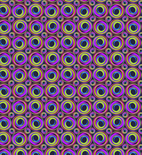 colorfulpurpleabstractpattern Colorful Vibrant Abstract Pattern Set