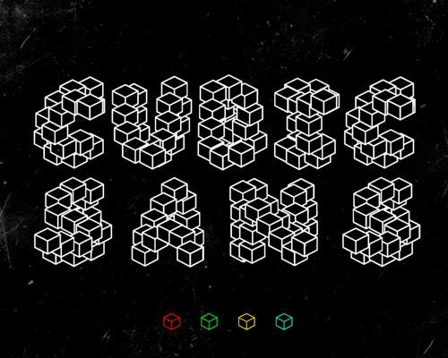 cubic-sans