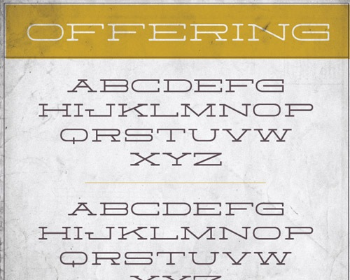offspring-free-font