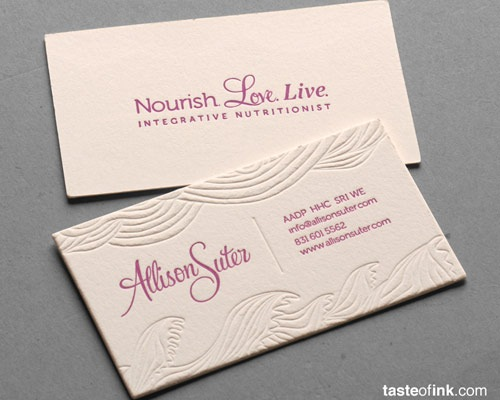 alsionsuter 70 Creative And Innovating Business Card Designs You Must See