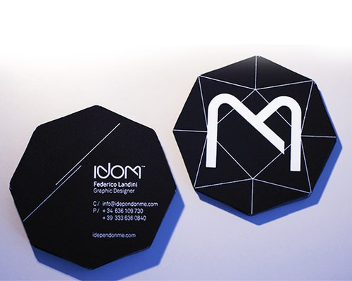 blackdiamonds 70 Creative And Innovating Business Card Designs You Must See