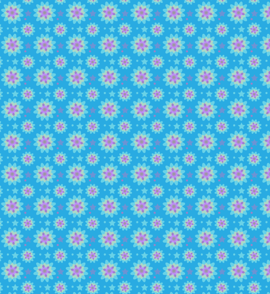 blue-vibrant-seamless-pattern