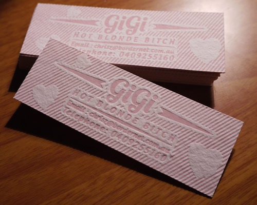 bubblebusinesscards 70 Creative And Innovating Business Card Designs You Must See
